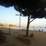 Sainte Maxime Beach