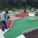 Cohutta Cove Mini Golf