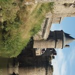 Midieval Castle in Fougere