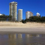 Capricorn One Apartments from Main Beach