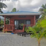 Foto van Bella Beach Bungalows