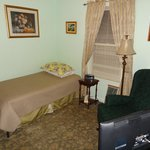 Sutton Suite's 2nd bedroom
