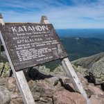 View From Katahdin Summit