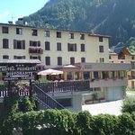 hotel and restaurant pedretti