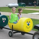 Kids love our kiddy train!