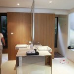 Plunge Pool Bathroom