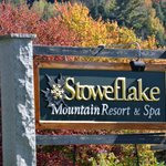 Stoweflake Mountain Resort & Spa resmi