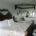 Foto de Sea Cliff Gardens Bed & Breakfast