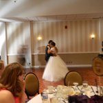 Wedding Reception Dance Area