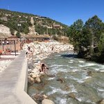 صورة فوتوغرافية لـ ‪Mount Princeton Hot Springs Resort‬