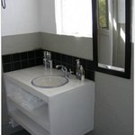 Unit 4 Second bathroom with shower & toilet