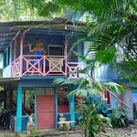 Hidden Jungle Beach House Foto