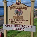 Φωτογραφία: Heritage Home Bed and Breakfast