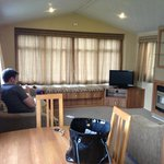 Dining Area Prestige Caravan (30 Borders Close)