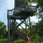a lookout tower that should be fixed!