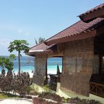 Foto van Bara Beach Bungalows & Restaurant
