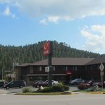 Econo Lodge Custer resmi