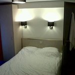 room 6 mq . We paid 310 euro for this..