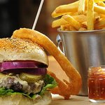 The Cromwell Burger