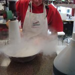 Rocket Science Ice Cream in Nappanee