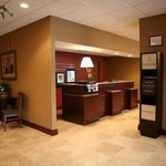 Hampton Inn Freeport resmi