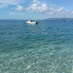 Makarska - beautiful clear sea