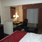 Φωτογραφία: Comfort Suites Denver International Airport