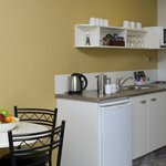 Two bedroom apartment (first floor) kitchenette