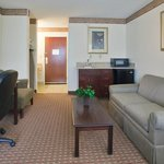Foto van Holiday Inn Express Wilson I-95