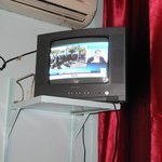 so-called LCD flat screen TV