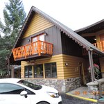 Box Canyon Lodge & Hot Springs resmi