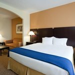 Photo de Holiday Inn Express Hotel & Suites Mexia