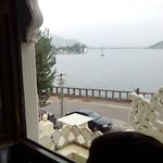 Fateh sagar lake view from Room