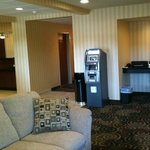 Cobblestone Inn Suites Business Center