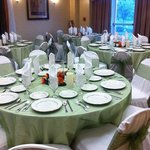 Charles Carroll Wedding Reception