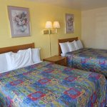 Passport Inn Brigham City UT 2 double beds