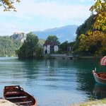 Vila Istra - on Lake Bled