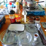 Cooking space