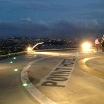 Heliport on the roof