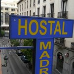 Foto di Hostal Madrid