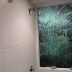 Very cool shower!