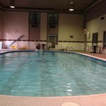 very big pool