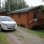 Foto de Currant Ridge Cabins