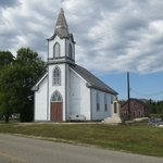 Hecla Village church where w