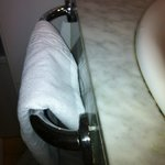Batroom towel holder