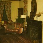 sorry for bad quality - polaroid. this is the sitting room