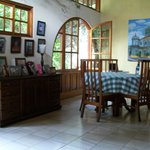 ภาพถ่ายของ Managua Hills Bed and Breakfast