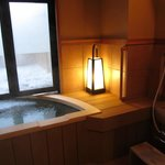 Onsen in the room