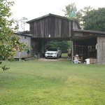 Barn Hideaway at Ethridge Farm