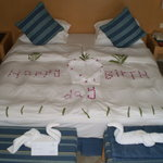 Birthday Bed